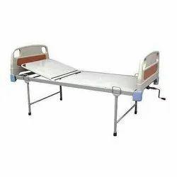 STD Semi Fowler Bed With ABS Leg And Head Bows Size 6'X3'