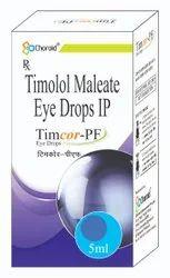 Timolol Maleate Bkc Free Eye Drops(Timcor PF)
