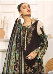 Iris Vol 6 Karachi Printed Cotton Dress Material Catalog