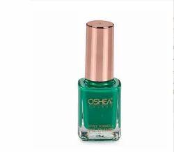 Gloss Oshea 21 Garden Green Nail Enamel, Glass Bottle