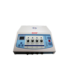 Handheld Acco Tens Machine 4 Channel, Digital, Automode, Model Name/Number: AMP-02TN03C
