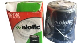 Spin On Fiber Elofic Automotive Oil Filter
