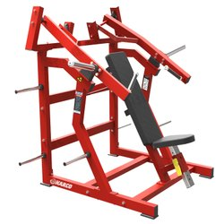 Seated Incline Press