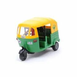 Push Pull Back Auto Rickshaw, Car, etc (Assorted Color), Child Age Group: 3 Years And Above