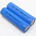 3.7v 2000mah 18650 lithium ion cell