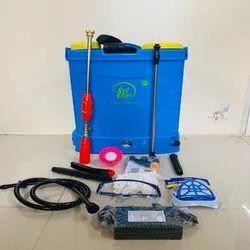 Kisan Samrat ( 2 IN 1 ) Battery Sprayer
