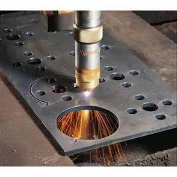 Plasma Profile Cutting Service, Thickness: 5-25 Mm
