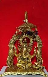 Pan India Golden Riddi Siddi Ganesh