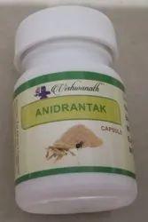 Vishwanath Ashwagandha,Sarpagandha Anidrantak胶囊,非处方,Udyam Sudha企业