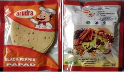 Black Pepper Papad
