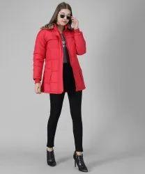 Winter Tops & Tees Women Jacket, Size: 30