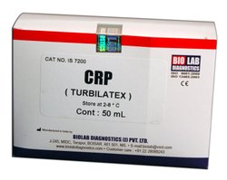 Biolab Crp C Reactive Protein Turbilatex Test Kit