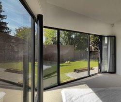 ACE BUILD Modern UPVC Villa Window, Glass Thickness: 8 Mm