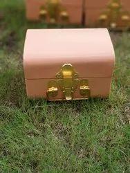 Multipurpose Metal Trunk Decorative Jewellery Storage Organizer Box