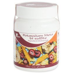 Blossom Potassium Meta bi Sulfite