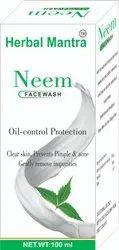 NEEM FACEWASH Pharmaceutical Third Party Manufacturing In Balasore