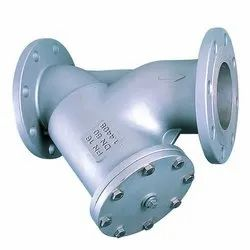Rank Y Type Strainer Stainless Steel SS Flanged