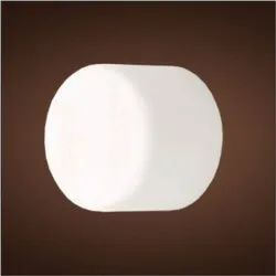 2 inch UPVC End Cap, For Plumbing Pipe, Head Type: Round