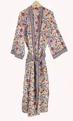 Ladies Kimono Robe