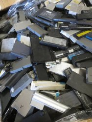 Laptop Battery Scrap, For Industrail