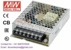 Meanwell 24VDC 4.5A Power Supply