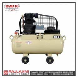 RMT-3 0.5 HP 1 Piston Single Stage Air Compressor Machine