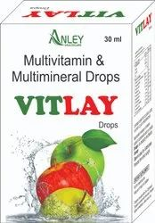 Multivitamin And Multiminerals Drops