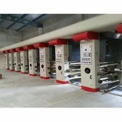 Automatic High Speed Rotogravure Printing Machine