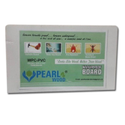 Pearlwood White 18mm Pvc Board, Size: 8x4 Feet