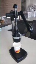 For Commercial Manual X- Hand Press Juice Machine Aluminium