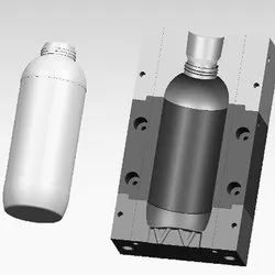 Blow Bottle Molds, For Industrial