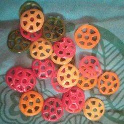 Crispy Wheel Shaped Fryums