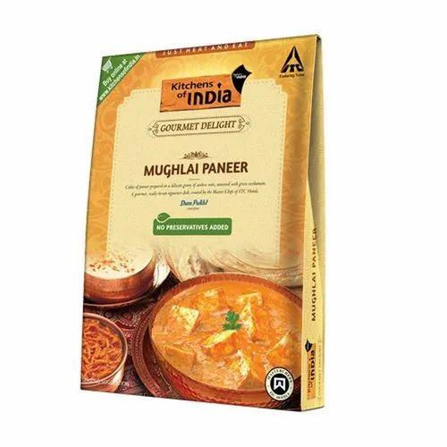 Kitchens of India Mughlai Paneer
