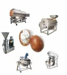 Semi-Automatic Shea Fruit Processing Machinery, 100 Kg-hr To 5000 Kg-hr