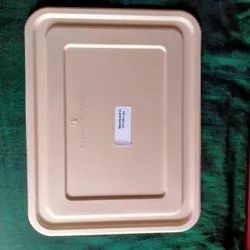 Beige Wooden SCP Tray Lid, For Event, Rectangle