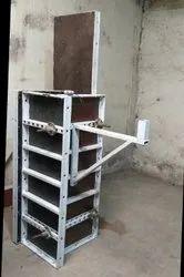 Mild Steel Scaffolding Bracket, Size: 45 Cm X 45 Cm
