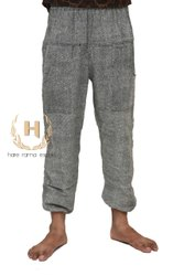 Unisex Trousers Men's Winter Wear Trouser, Waist Size: 28 - 36