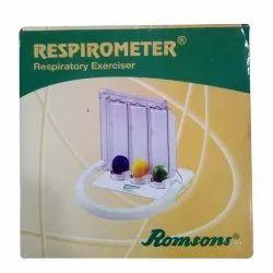 Romsoms Respirometer