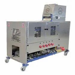 Semi-Automatic Roti Making Machine