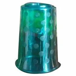 Green,Orange And Blue Printed Masti PET Glass, Capacity Gram: 350 Ml