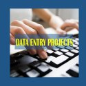 Online Form Filling Data Entry Projects