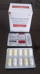 Bilayered Tablet Of Metformin(SR)500MG Tablet
