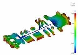 Moldflow Analysis, For Construction, Molding Process