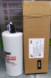 Paper Spin On FS01003 (FWS-FOR 3718, 4923 BS IV) OE NO. : 220747709902), For Fuel Filtration