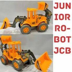 Plastic Junior Robot JCB