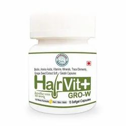 byPureNaturals Hairvit  For Hair Growth 30 Softgel Capsules