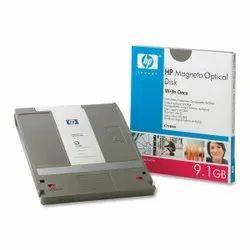HP C7984A 7A 9.1GB 4096 14X Worm Optical Disk Printer Cartridges