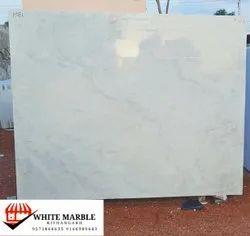 White Statuario Flooring Marble