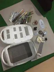 3 Rod Quartz Osc Room Heater Kit