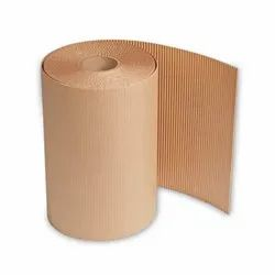 Multicolor Paper Corrugated Single Face Roll 2 Ply, GSM: 70 To 250, Thickness: 1 Mm To 3 Mm